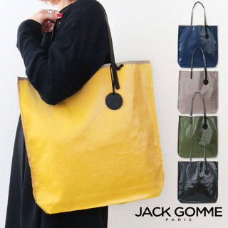JACK GOMME ジャックゴム トートバッグ AMIE 1353